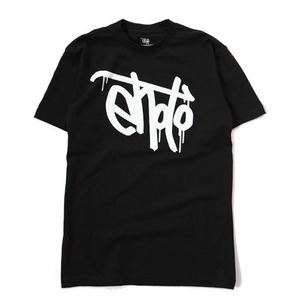 SIGNATURE TEE - Black & White
